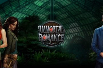 Immortal Romance Microgaming videoslot
