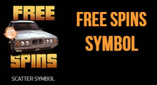 Free Spins symbool narcos videoslot