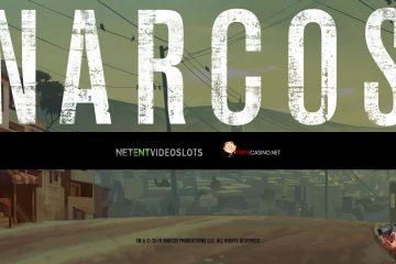 Narcos videoslot van netent