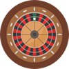 Online casino roulette icon transparant