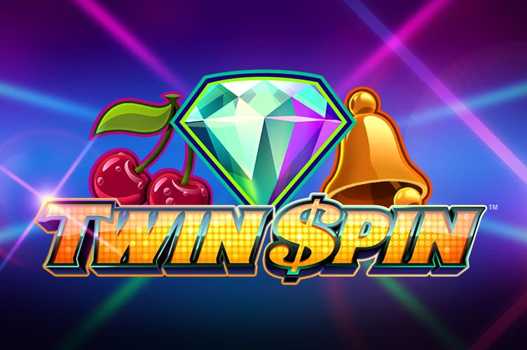 Twin spins videoslot logo