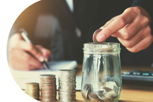 Geld beheer in online casino