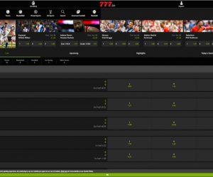 777 casino screenshot sport wedden pagina